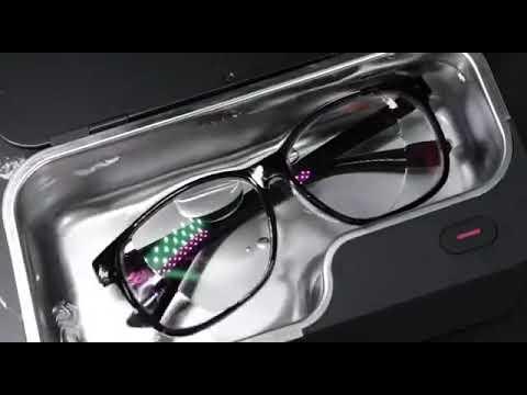 Ultrasoniczna Myjka Do Okularów Youtube