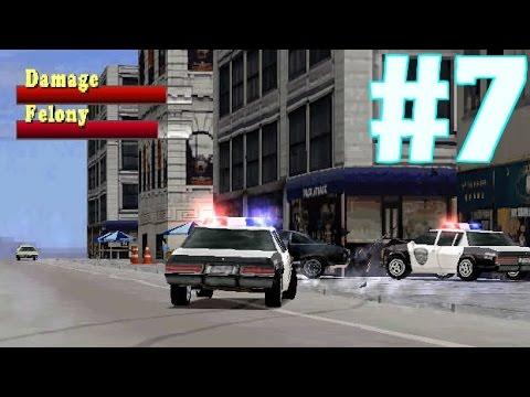 PSX Longplay #7: Driver