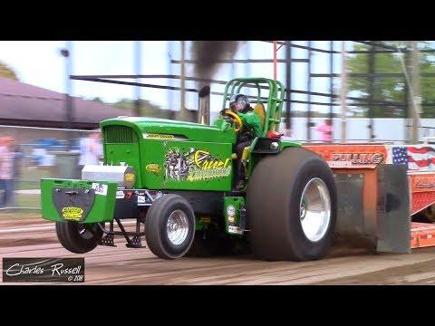 Tractor/Truck Pulls! 2018 Allegan County Fair Pull NTPA