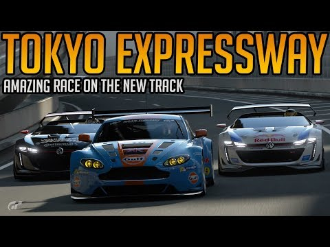 Gran Turismo Sport: Tokyo Expressway - New Track, Amazing Race thumbnail