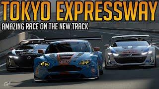 Gran Turismo Sport: Tokyo Expressway - New Track, Amazing Race