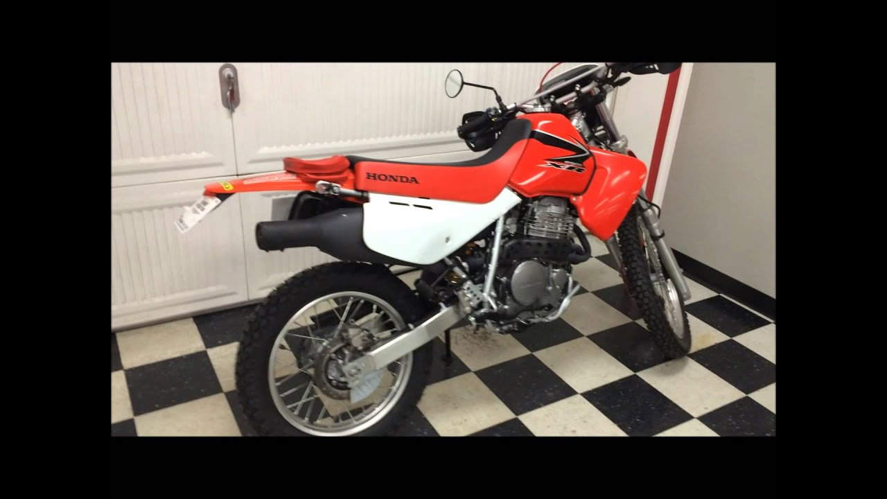 2008 Honda XR650L - Niehaus Cycle Sales Pre-Owned Center - YouTube