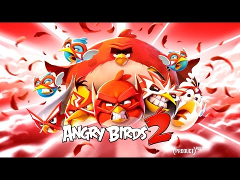 Angry Birds 2 iPhone Free iOS Gameplay Video - Part 2 thumbnail