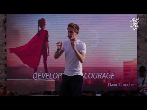 Dare to create an inspiring life , this begin now - Talk from David Laroche