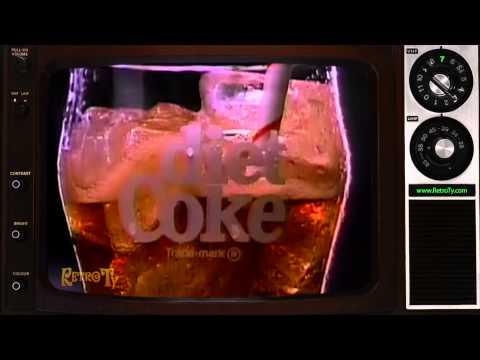 1988 - Diet Coke VS Diet Pepsi