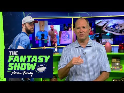 Injury Risks And NFL Rookies | The Fantasy Show With Matthew Berry | ESPN