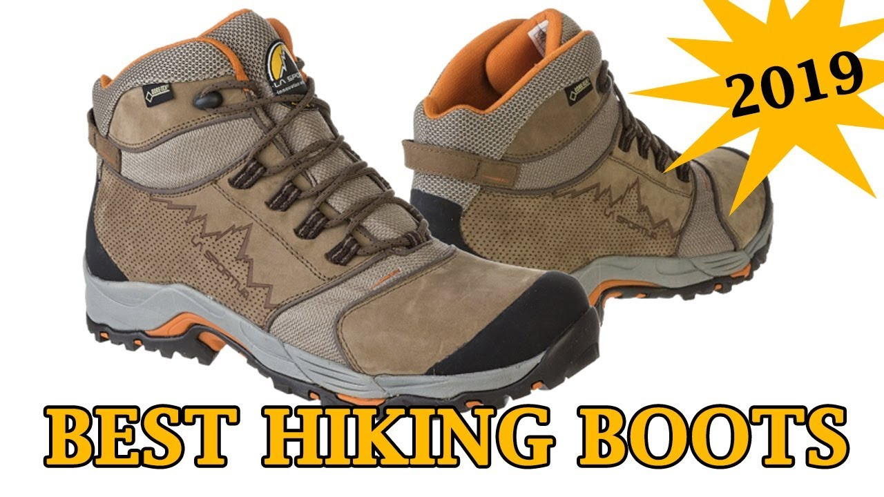best hiking boots 2019
