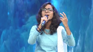Paadam Namukku Paadam | 'Mukilin Makale' song by Anushka | Mazhavil Manorama