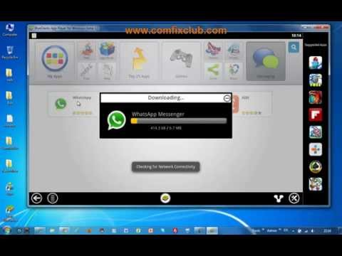 ใช้ Android บน PC ด้วย BlueStacks