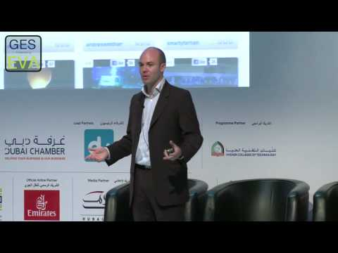 Keynote By David Harrison - The Future Of Work: New Ways To Scale Your Company - GES-EVA Summit 2012