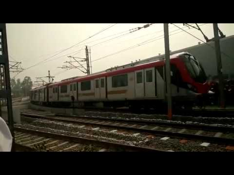 Lucknow Metro:Inauguration Run |Lucknow Metro| |Trial Runs| thumbnail