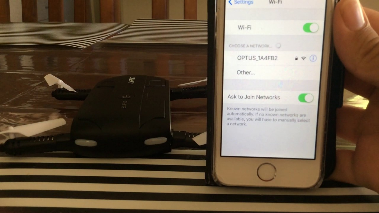 Drone wifi connection problem| Solution | JJRC