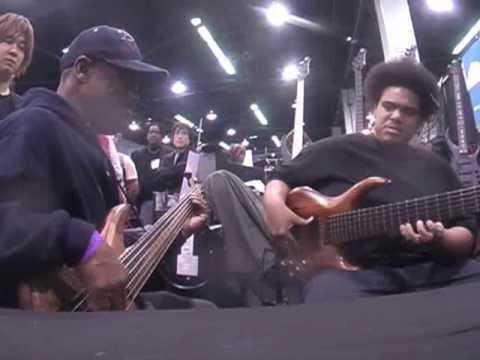 NAMM Jam with Joel Smith & Bubby Lewis