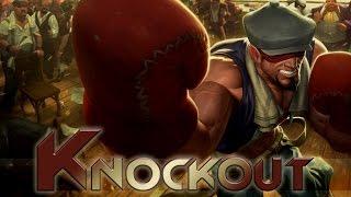 League of Legends: Knockout Lee Sin (Skin Spotlight)