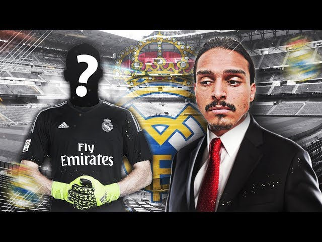 جبت حارس خورافي!! 🔥- ((مهنة مدرب)) - فيفا18 / FIFA18