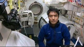 大西宇宙飛行士長期滞在活動報告(Vol.34) ISSでの仕事を紹介