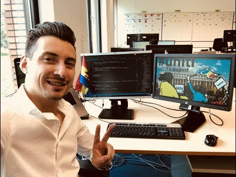 A day in The Netherlands as a Software Developer | Gouda | Biking | Lifestyle | Daily life in NL