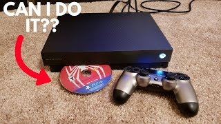 How to Play PS4 Games on an Xbox One!! (Make your friends jealous)