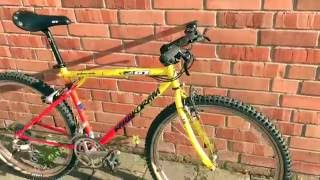 GT Bicycles Karakoram Retro 1992 Vintage MTB