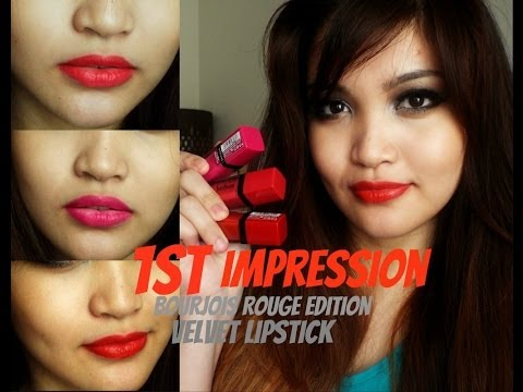 1st-impression:-new-bourjois-rouge-edition-velvet-lipstick-|-review-and-lip-swatches