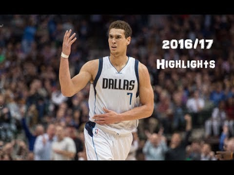 Dwight Powell Mix - 2016-2017 Highlights