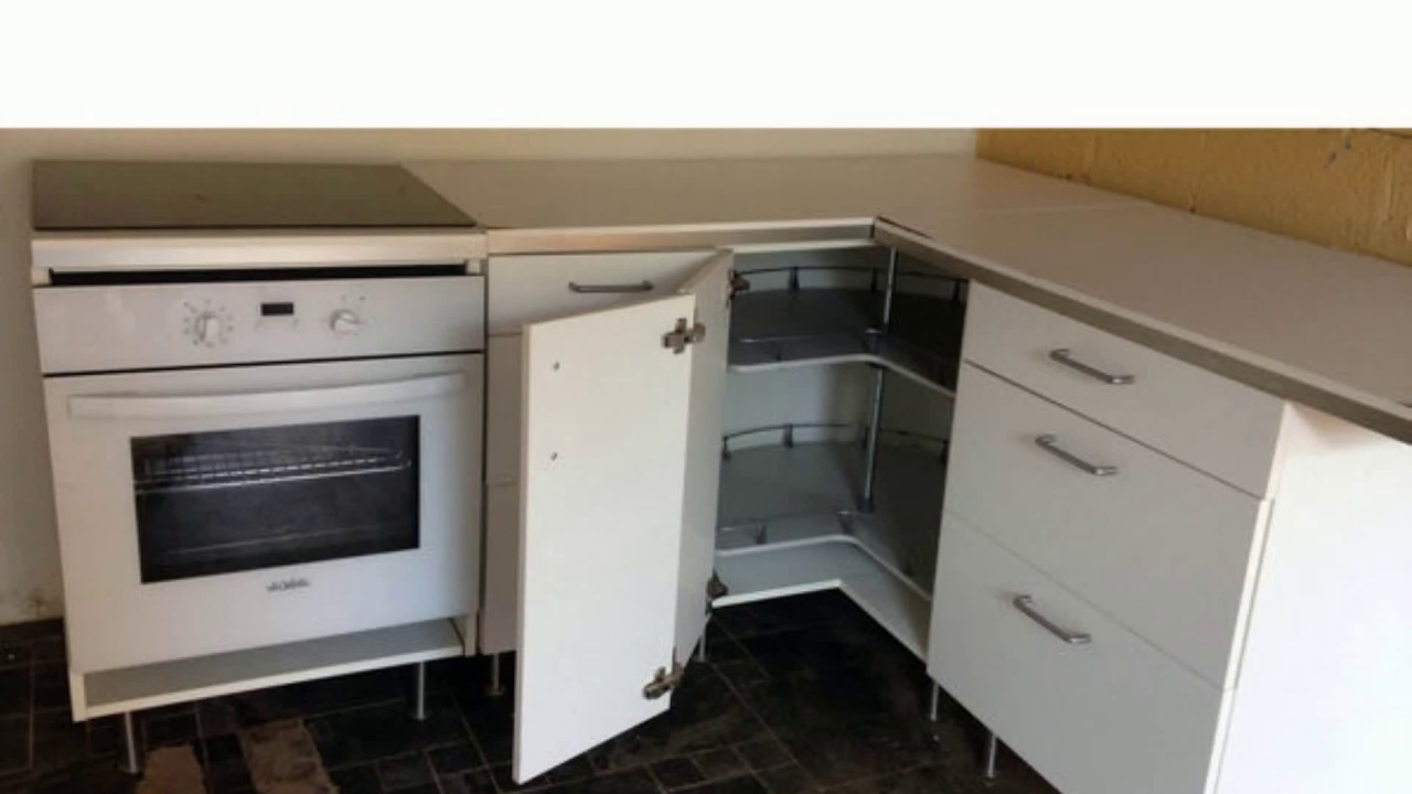 meuble bas d angle pour cuisine