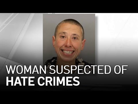 Mountain View Woman Suspected of Hate Crimes Against Asian-Americans