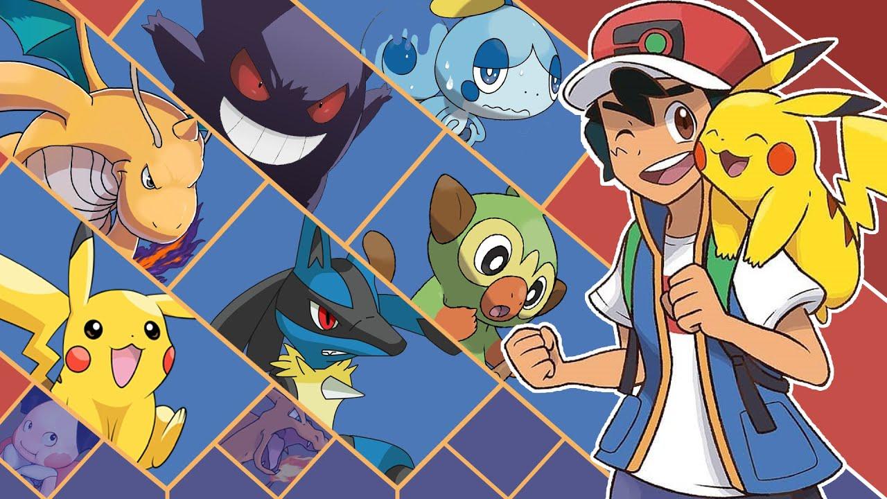 Pokemon Team