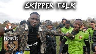 SKIPPER TALK EP 3 | Big G Quarter Final Post March