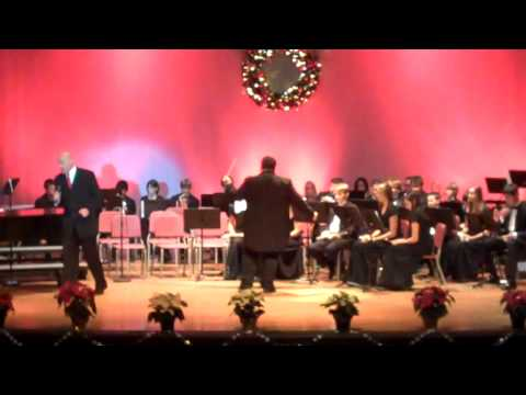 HRA US Orchestra performs Mack the Knife - Mr. G sings