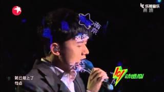 张杰《My Sunshine》23届东方风云榜音乐盛典【东方卫视官方超清】