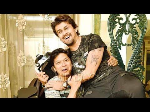 Shaan Singing Song Of Kishor Kumar , Rabindra Sangeet , Ankhon Me Teri On 18/06 | Showing His House