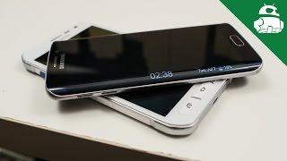 Samsung Galaxy S6 Active vs Galaxy S6 / S6 Edge