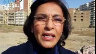 د مهندسة نائلة مستشارة وزير الشباب ومستجدات بيوت شباب السويس