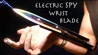 Electric Rainbow WRIST BLADES!! - Easy Assassins Creed SPY Build! (Building Your Ideas #2)