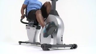 TRUE's CS Line - CS900 Recumbent Bike