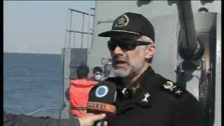 IRAN HAVE CHINESE HQ9 SAM MISSILES AND C805 ANTISHIP MISSILES ARMED NAVAL SHIPS