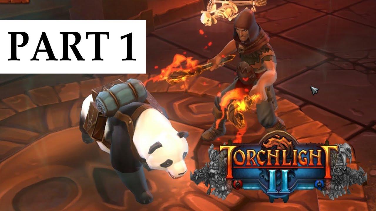 Torchlight 2 - Walkthrough - Part 1 - Embermage [PC] - YouTube