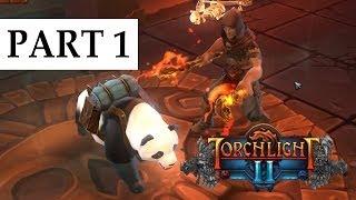Torchlight 2 - Walkthrough - Part 1 - Embermage [PC]