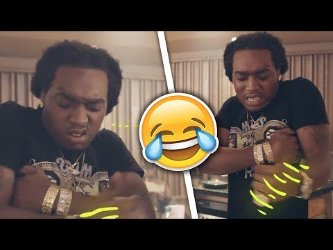TakeOff Funniest & High/Sleepy Moments (Funny Compilation) *90% WILL LAUGH*