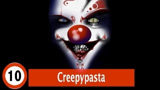 Top 10 Creepypasta P2