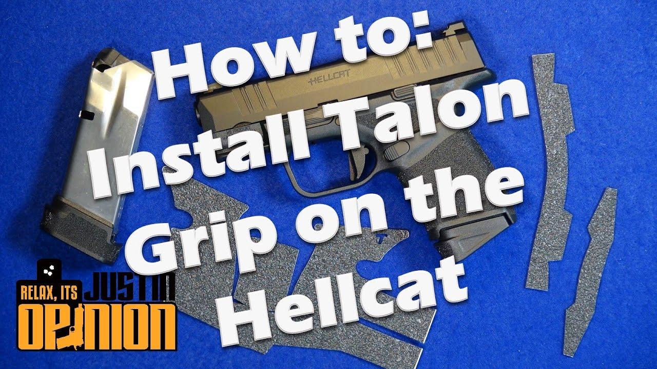 Talonizing the Hellcat
