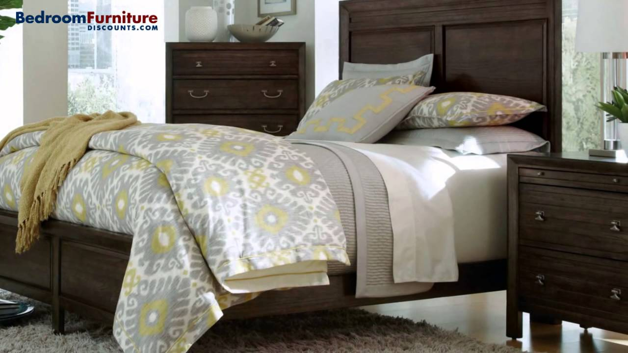 Montreat Bedroom Collection by Kincaid - YouTube