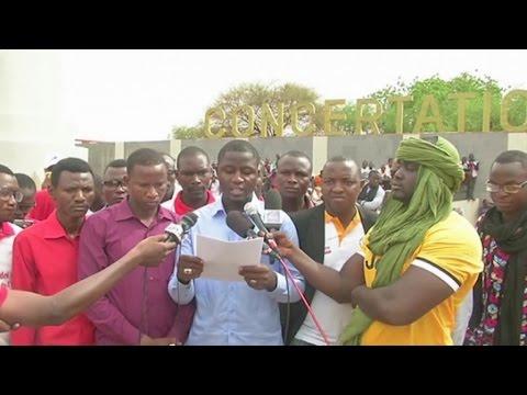 Niger, Les mouvements sociaux et la démocratie