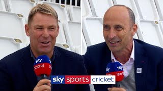 Nasser Hussain & Shane Warne explain the principles that make a GREAT cricket captain!