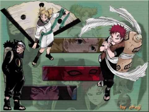 Naruto Wind (Don't Cry)