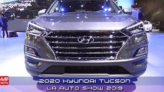2020 Hyundai Tucson - Exterior And Interior - LA Auto Show 2019