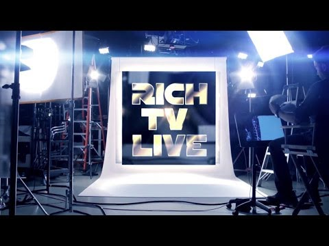 Stocks - Entrepreneur - Bitcoin - Millennials - Rich TV Live - #71