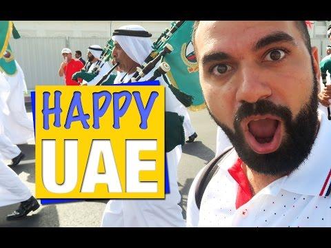 رحلة السعادة في الإمارات #لؤي_ساهي