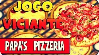 Godenot Fazendo Pizza - Papa's Pizzeria